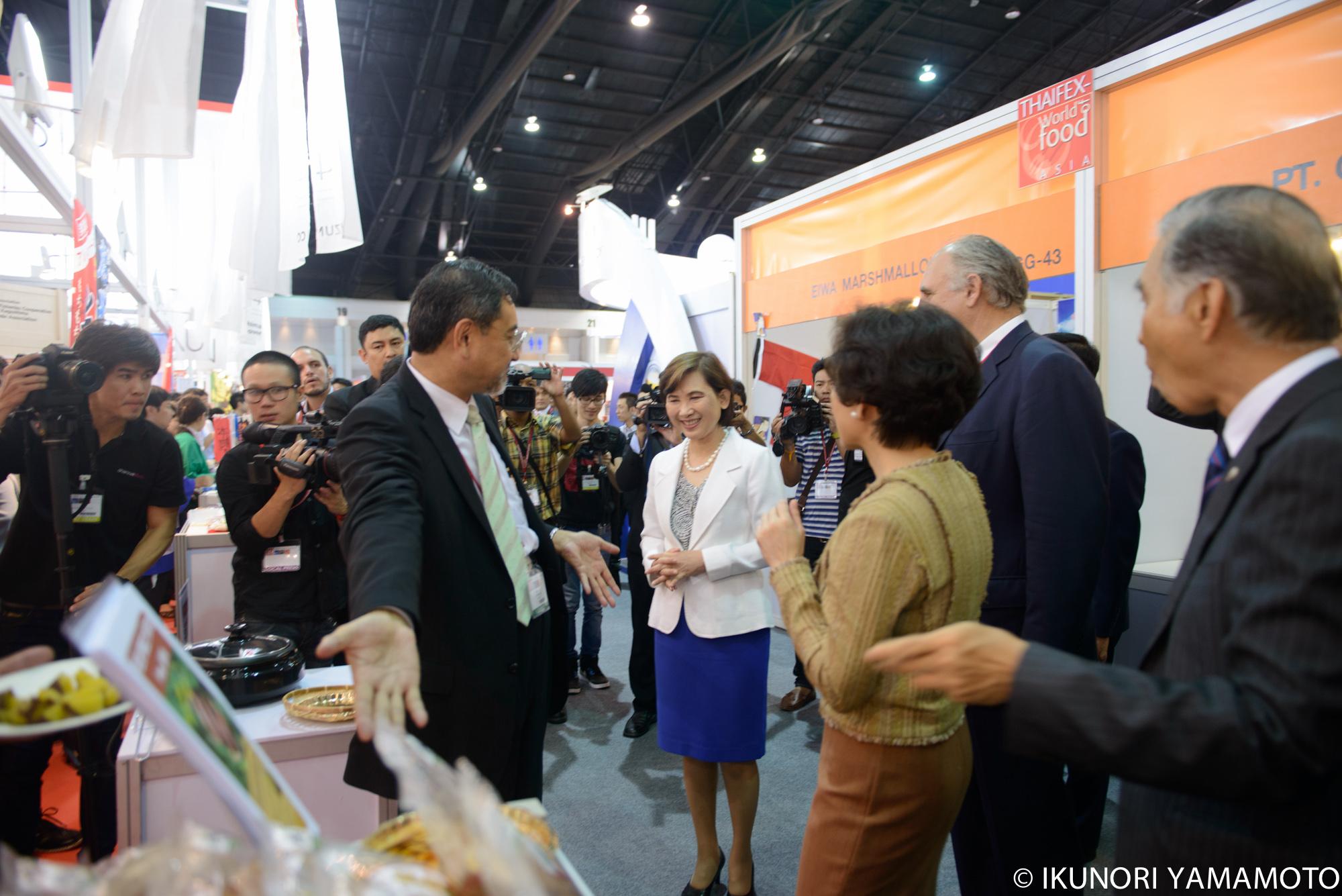 THAIFEX2014 JAPAN PAVILION