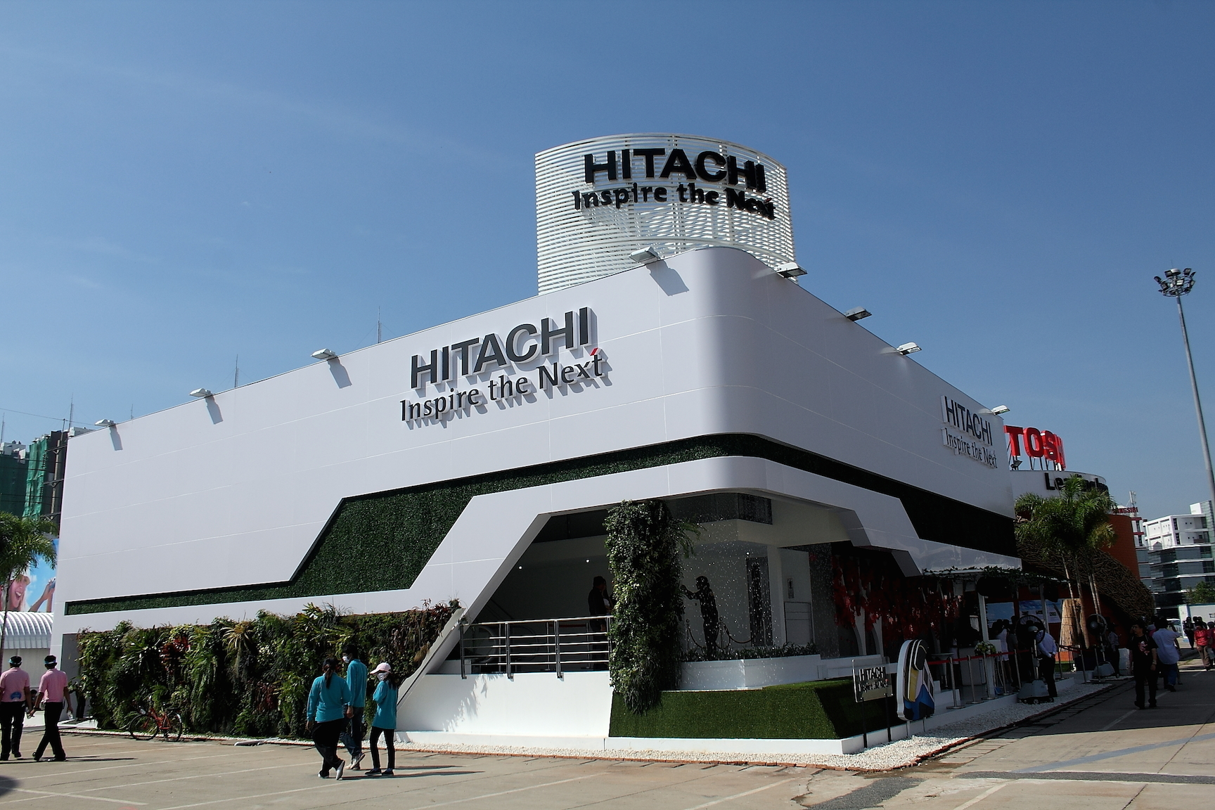 BOI Fair Hitachi Pavilion