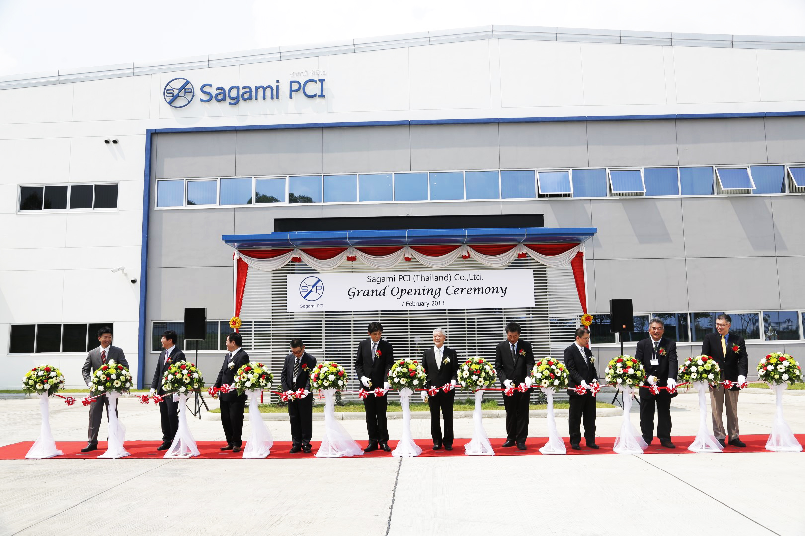 Opening Ceremony : Sagami PCI