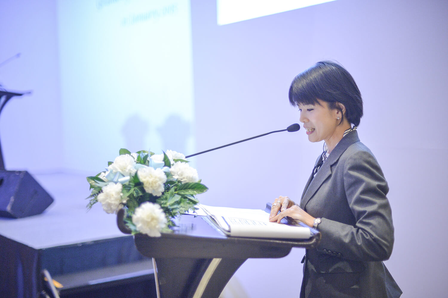 Opening Ceremony : SEIKO Solutions