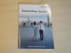 Catalogue Design: Raised Floor System