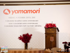 Anniversary Party & Video Making: Yamamori Group