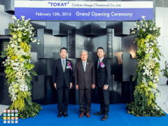 Opening Ceremony: Carbon Magic (Thailand) Co., Ltd.